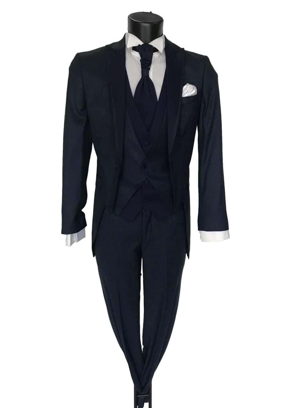 foto Abito da Sposo modello tight vestibilità slim fit Jon